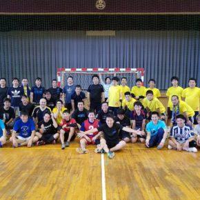 ハンドボール1日練習試合(2017/6/25)– 稲沢西中学校 –
